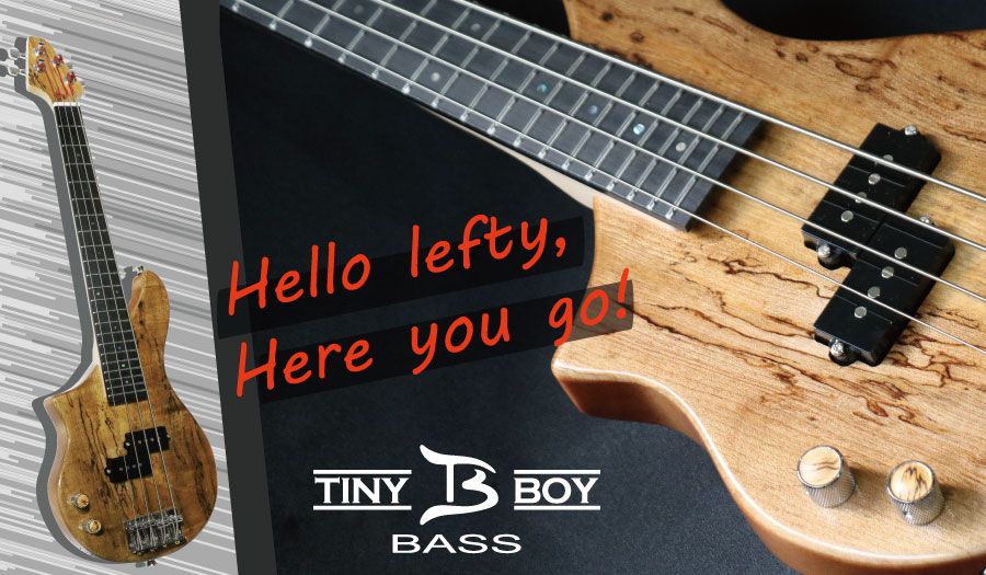 tiny boy bass