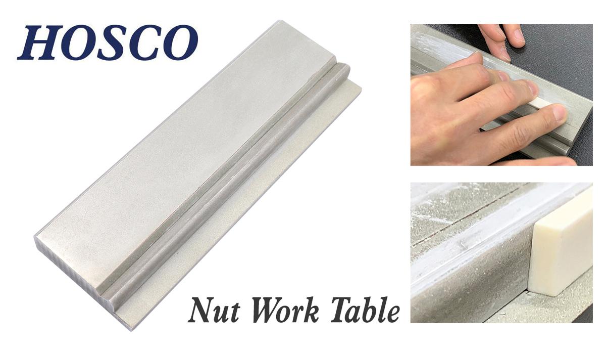 Nut Work Table